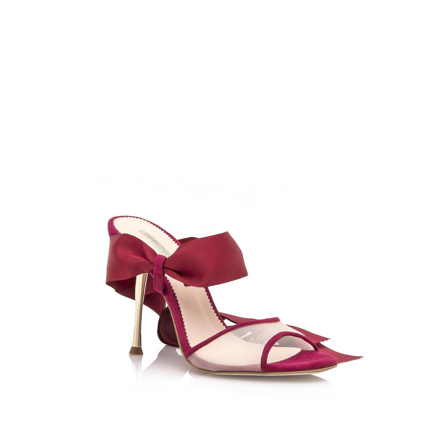 HANNIBAL LAGUNA-Essentials Sandalias Sandalia CHANTAL rojo