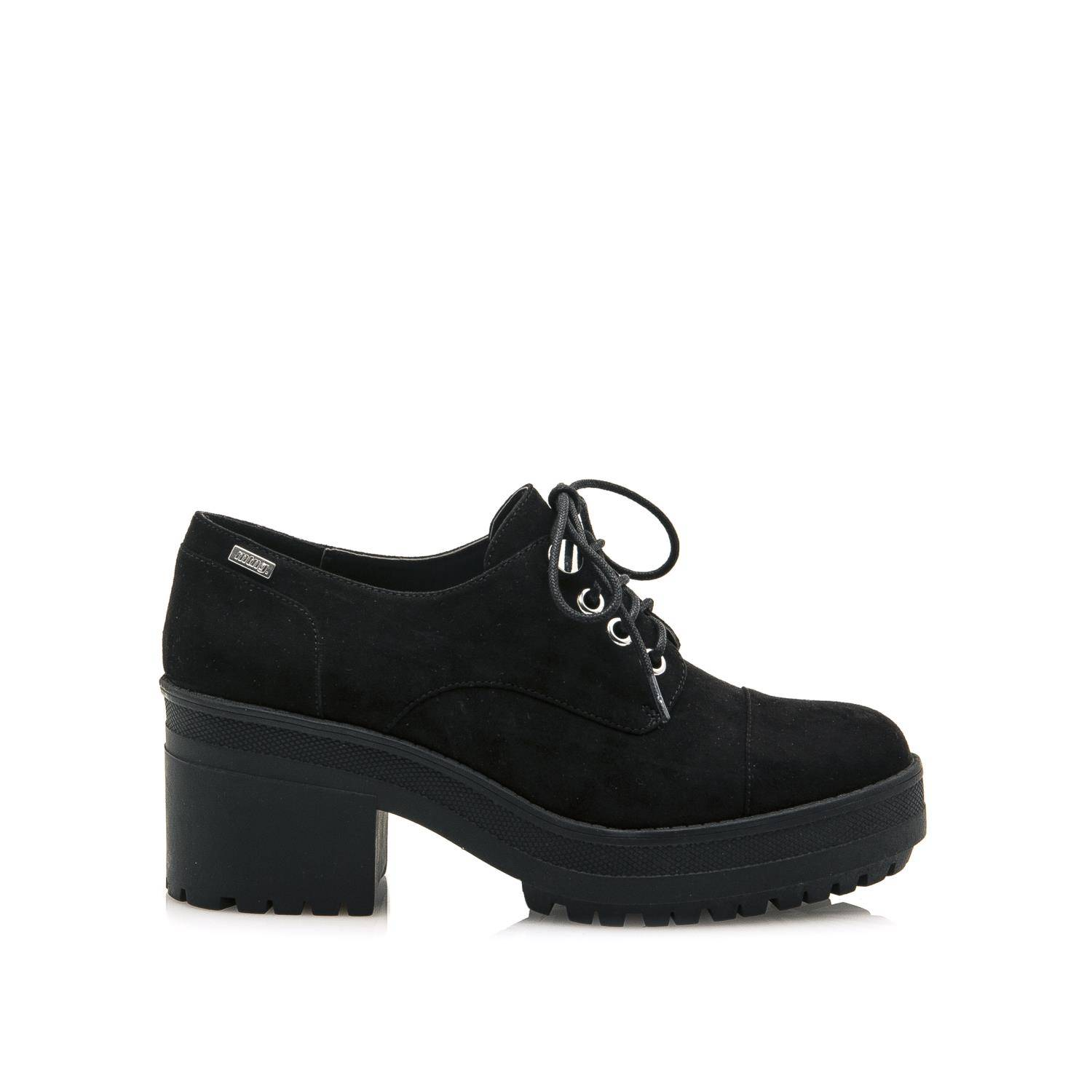 6ccb9f09ee9 MTNG-Mujer Zapatos Zapato Oxford MILA negro-p ...