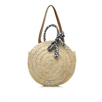 9656ed2cefd MTNG-Mujer Complementos Bolso ANDROME natural