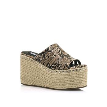 56586723c ... Sixtyseven-Collection 19 Sandalias Sandalia ALICE serpiente taupe ...