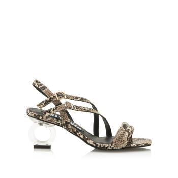 69fb78394 Sixtyseven-Collection 19 Sandalias Sandalia SIXT serpiente taupe