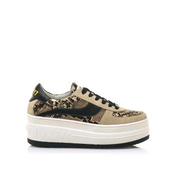 84ef9c6dc Sixtyseven-Collection 19 Deportivas SNEAKER STAY serpiente taupe