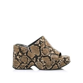 6df7cb3c4 Sixtyseven-Collection 19 Sandalias Sandalia LOISE serpiente taupe
